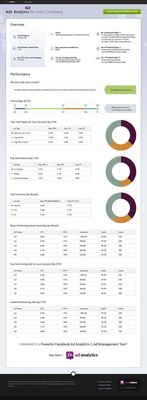 Socialbakers Offers Brands Free Ads Performance Reports