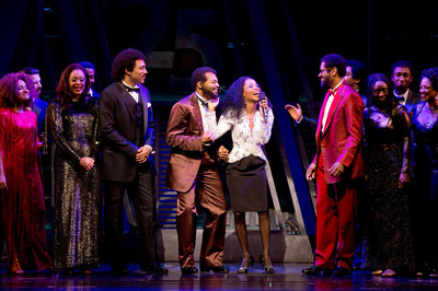 A CAPITOL FOURTH on PBS, airing live from the U.S. Capitol on Thursday, July 4 at 8 p.m. ET, will feature legendary hits from Broadway's new smash MOTOWN THE MUSICAL.  (PRNewsFoto/Capital Concerts)