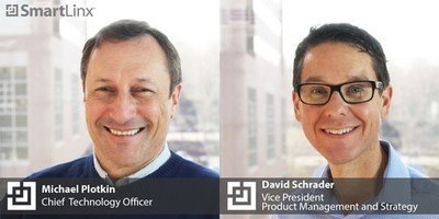 Technology executives, Michael Plotkin and David Schrader, join SmartLinx Solutions