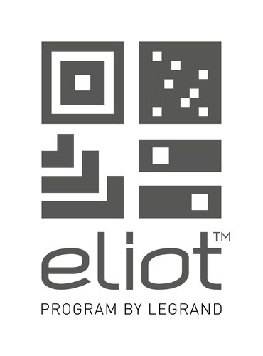 eliot PROGRAM BY LEGRAND (PRNewsFoto/Legrand) (PRNewsFoto/Legrand)