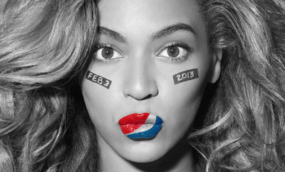 "Pepsi and Beyonce invite fans to help kick-off the Pepsi Super Bowl XLVII Halftime Show. Fans are encouraged to submit photos for a chance to appear in an on-air introduction welcoming Beyonce to the stage for the Pepsi Super Bowl XLVII Halftime Show. Pepsi's partnership with the NFL and Beyonce is an extension of the brand's ""Live For Now"" campaign.  (PRNewsFoto/PepsiCo)"