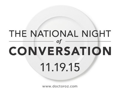 The National Night of Conversation 11.19.15