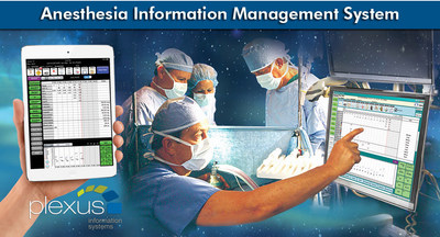 Anesthesia Touch (PRNewsFoto/Plexus Information Systems, Inc.)