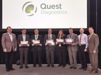 Quest Diagnostics recognized five companies for their contributions to Quest while displaying behavior consistent with the company's values. The awards were given during a meeting which brought together senior executives from over forty key suppliers.