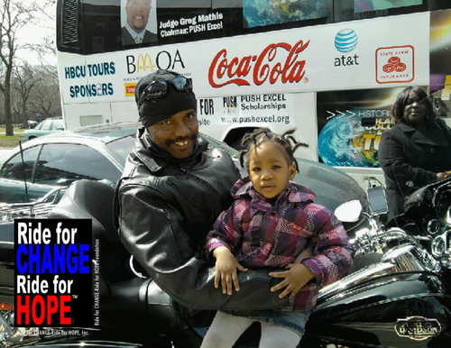 Chicago Area Motorcyclists to Launch National Ride for CHANGE-Ride for HOPE Campaign with
