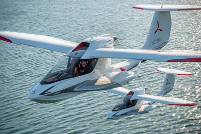 ICON Aircraft Celebrates Historic Year with Special A5 Deposit Offer at NBAA