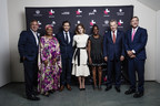 UN Women's HeForShe Initiative Turns Two with World Leaders, Activists, Change-makers and Celebrities, at the Museum of Modern Art in New York City