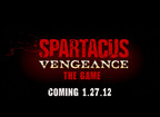 Starz' Spartacus Vengeance: The Game Coming 1.27.12.  (PRNewsFoto/Starz Entertainment, LLC)