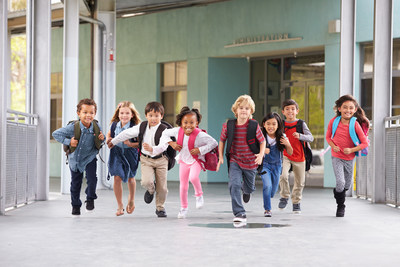 Research shows children who are physically active and well nourished are better prepared to learn in school.