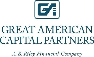 Great American Capital Partners, LLC logo. (PRNewsFoto/Great American Capital Partners)