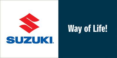 American Suzuki Motor Corp. logo.  (PRNewsFoto/American Suzuki Motor Corporation)