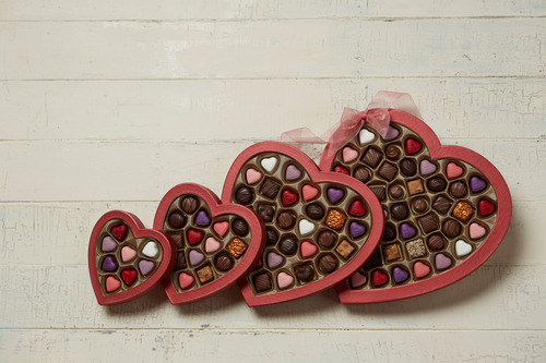 Give your Valentine the gift of luxury: gourmet Ethel M(R) Chocolates. Each piece is crafted with the finest ...