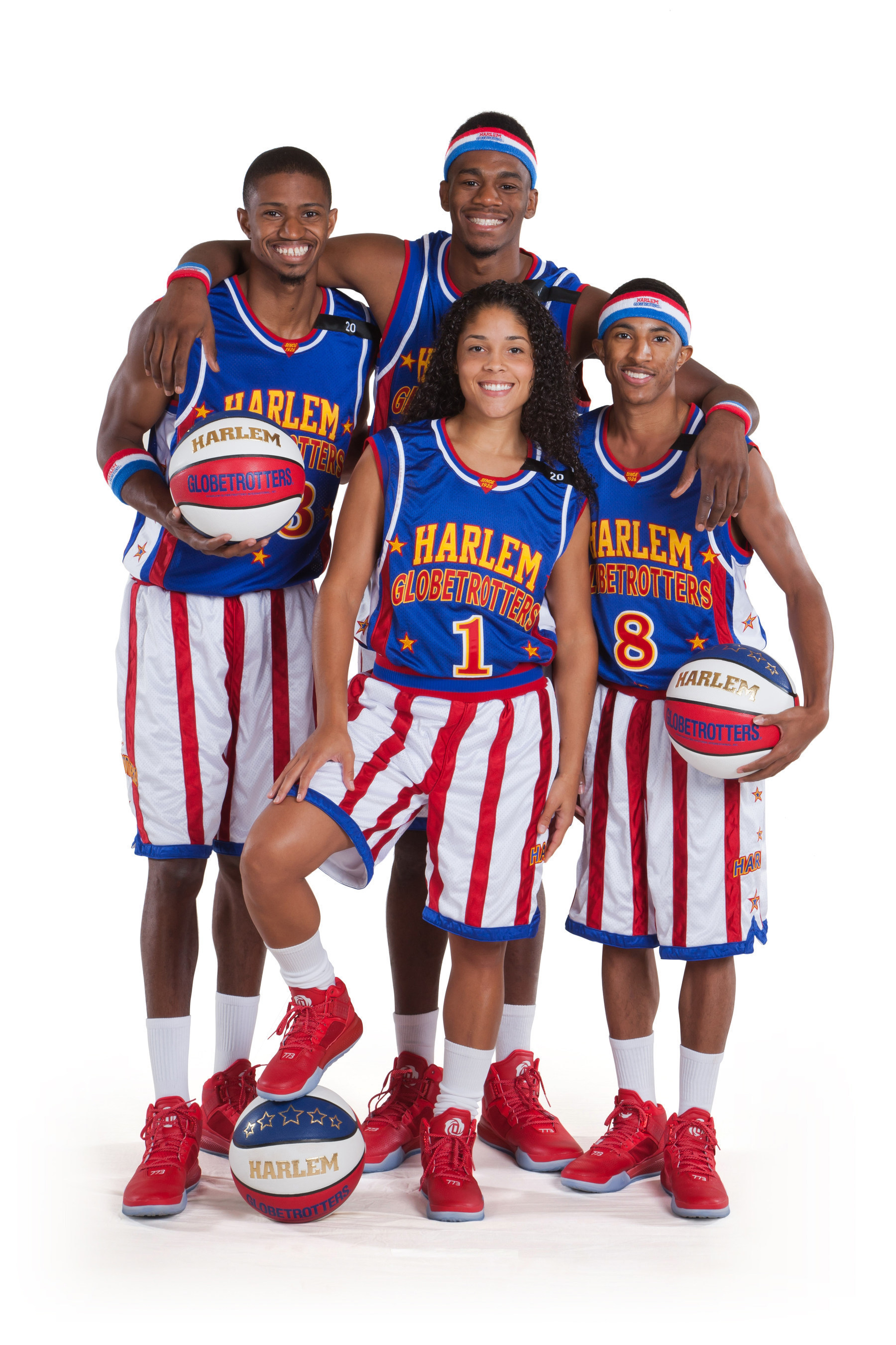 Harlem Globetrotters Announce 2016 Rookie Class
