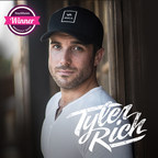 """Country Artist Tyler Rich Wins TouchTunes' Second Annual Breakout Band Contest with Featured Single """"California Grown"""""""