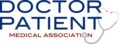 Doctor Patient Medical Association Logo.  (PRNewsFoto/Doctor Patient Medical Association)