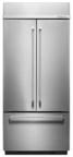 KitchenAid Built-In French Door Bottom Freezer Refrigerator