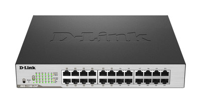 D-Link DGS-1100-24P EasySmart Switch