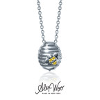 Jewelry Designer Alex Woo Launches First Platinum Design For Sale Online; Proceeds To Benefit Haagen Dazs(R) Loves Honeybees Program
