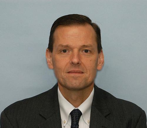 William Monroe, Vice President, Corporate Investigations, Health Care Service Corporation.  (PRNewsFoto/Health ...