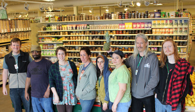 Employees from MOM's Rockville.