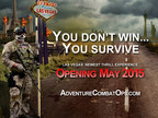 Battle Zombies, Save the World. Adventure Combat Ops Launches in Vegas May 2015