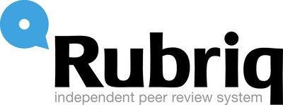 Rubriq logo.  (PRNewsFoto/Rubriq)