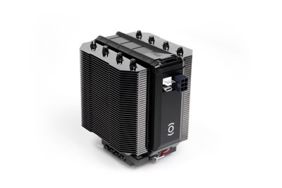 The HEX 2.0 offers superb cooling performance in a compact design that allows users to push their processor up to 140 watts TDP and beyond. The innovative design combines a small form factor measuring just 125 x 112 x 95 millimeters, unique styling via a swappable 92-millimeter fan and customizable LED illumination. Users can select cooling profiles, change LED colors and keep up-to-date with the latest firmware through the HEX 2.0 software application dashboard.