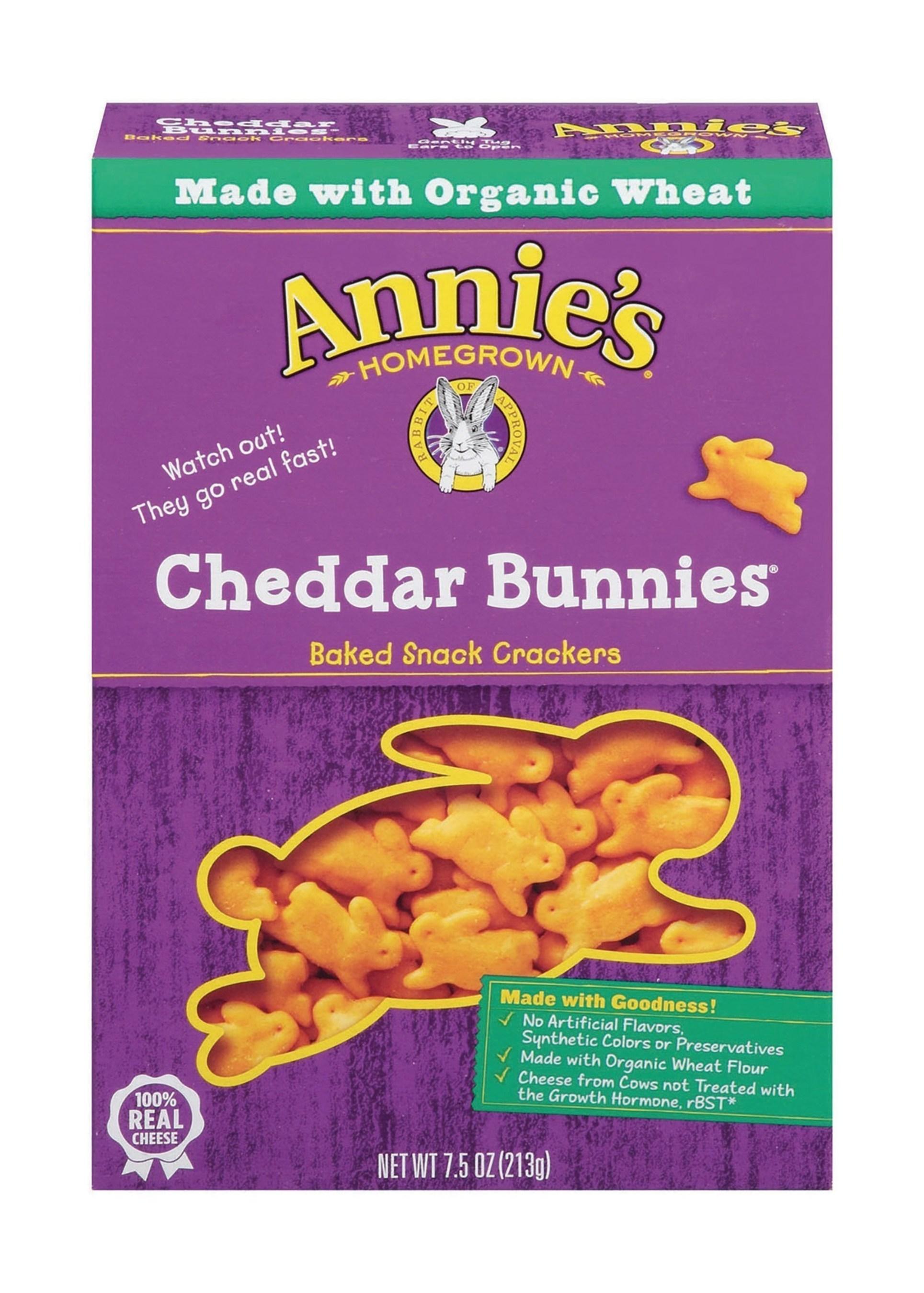 Annie's(R) Cheddar Bunnies