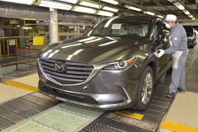 All-new CX-9 (North American spec)