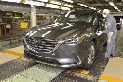 All-new CX-9 (North American spec)