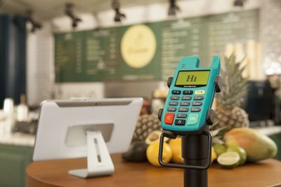 Handpoint MPOS systemHandpoint, the mobile payments company, today launched its new Chip and PIN mobile Point-of-Sale (MPOS) system for small, medium and enterprise merchants.
