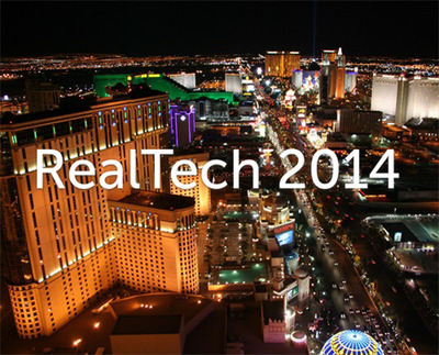 RealTech 2014 event to be held in Las Vegas on April 17, 2014.  (PRNewsFoto/Reesio)