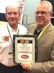 Rotary Lift Named 2014 Equipment Vendor of the Year by KOI Auto Parts