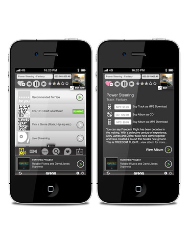 Next Generation Streaming App Puts Focus on Artist Profit