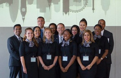 Rapport Ambassadors wowed guests and left a lasting impression of this distinctive new brand.