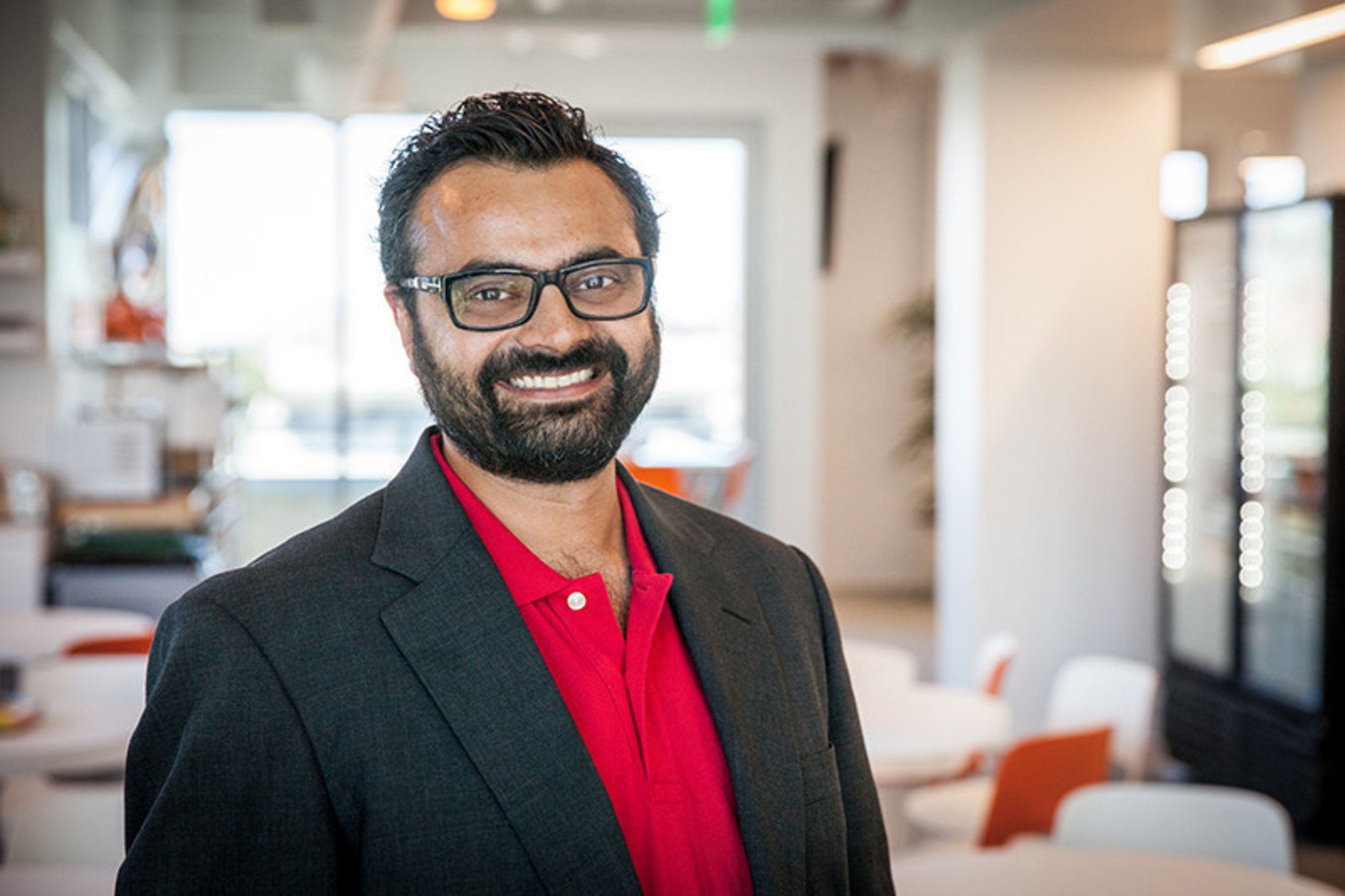 Vik Nagjee, VP and CTO of Global Healthcare Solutions, Pure Storage