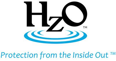 HzO, Inc. logo.  (PRNewsFoto/Brightstar Corp.)