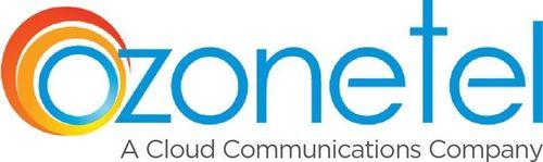 Ozonetel Logo (PRNewsFoto/Ozonetel Systems Pvt Ltd)
