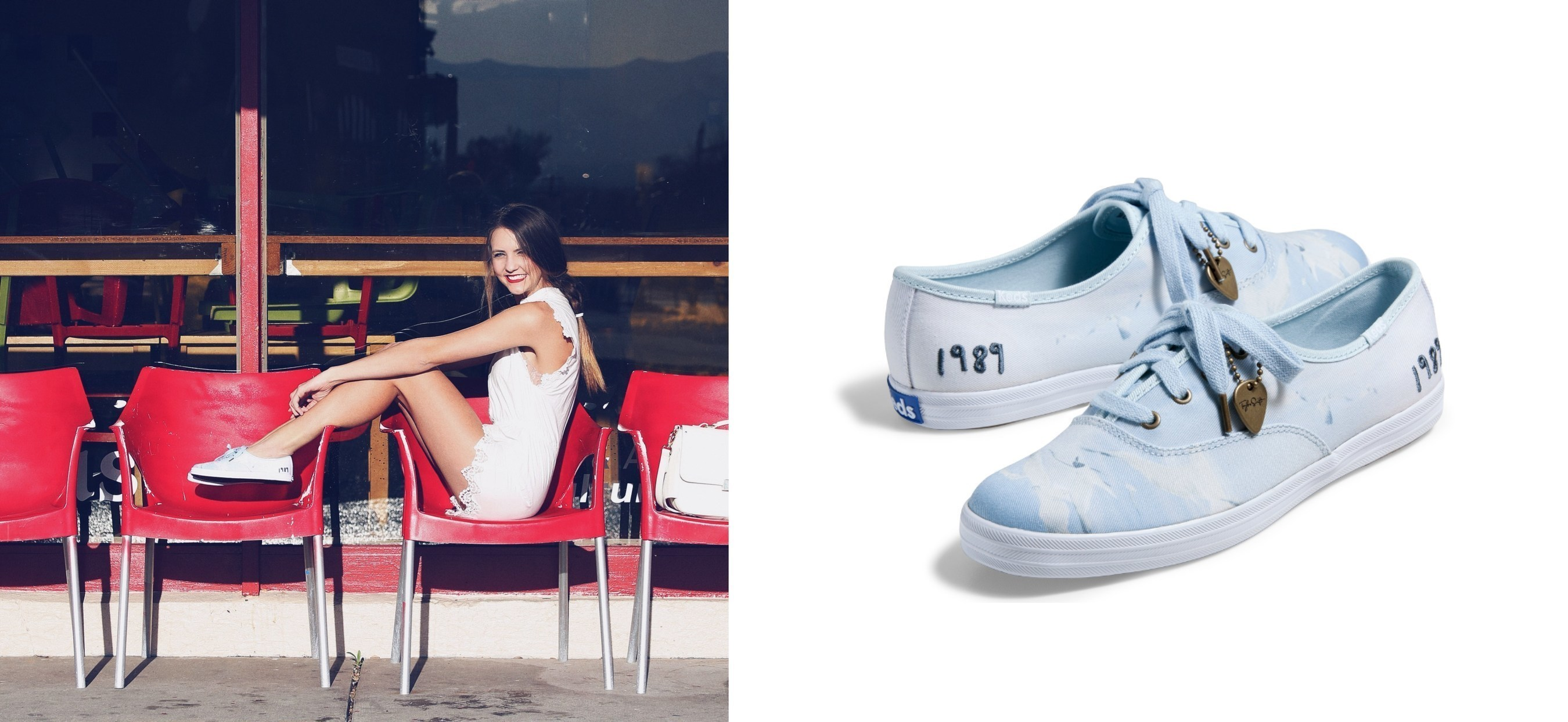 960fe44f9c2 Keds® Unveils New Limited Edition Sneaker Collection In Celebration ...