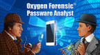 Passware integrates its password recovery module into Oxygen software to provide complete solution for mobile forensics – Oxygen Forensic(R) Passware(R) Analyst – that allows investigators to quickly access password-protected Apple and Android data backups and images. (PRNewsFoto/Passware, Inc.)