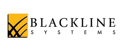 BlackLine Systems Logo.  (PRNewsFoto/Silver Lake Sumeru)
