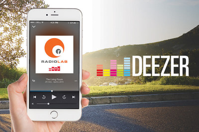 Deezer launches podcasts, offering 20,000  shows across news, entertainment and sports, to become leading destination for audio
