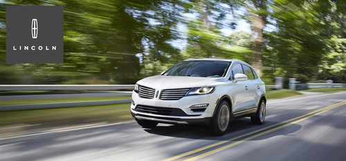 Experience history behind the wheel of the 2015 Lincoln MKC in Cincinnati. (PRNewsFoto/Mike Castrucci of Alexandria)