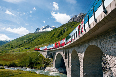 Rail Europe Announces Largest Offering of Cyber Week Travel Deals With Five European Products on Sale (swiss-image.ch / Christof Sonderegger)
