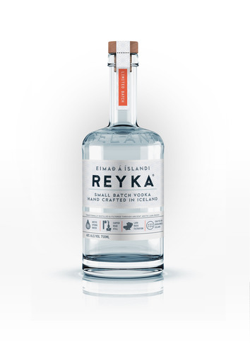 "Reyka Vodka is celebrating its win of the prestigious Vodka Trophy at the annual International Wine and Spirits Competition (IWSC) by announcing ""Iceland Wants to Buy You a Drink.""  (PRNewsFoto/William Grant & Sons, Ltd.)"