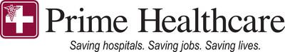Prime Healthcare logo