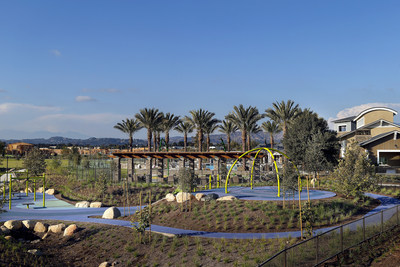 Standard Pacific Homes announces the naming and dedication of 'Ron Foell Park' located within Greenwood, a planned community that is part of Tustin Legacy, the area's newest master-planned community that sits on the 1,500 acre site of the former Marine Corps Air Station. Ron Foell , Chairman of the Board of Standard Pacific Homes, co-founded the Company with Art Svendsen in 1965.