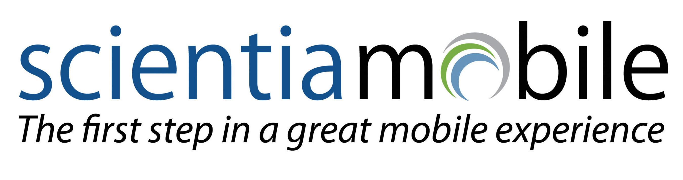 ScientiaMobile logo (PRNewsFoto/ScientiaMobile)