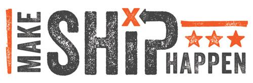 MakeShipHappen logo.  (PRNewsFoto/Ordoro)