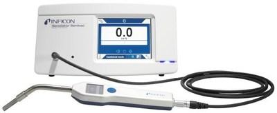 INFICON Sensistor Sentrac(R) hydrogen leak tester.